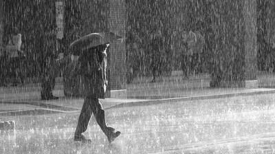 Thời tiết ngày 10/10: Miền Bắc lạnh, mưa to đến rất to