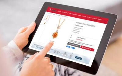 DOJI tưng bừng ưu đãi đến 50% mừng ra mắt tính năng thanh toán trực tuyến