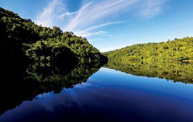 Đánh thức tiềm năng du lịch sinh thái của Viên ngọc xanh Cát Tiên