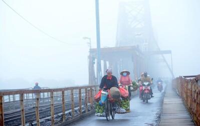 Thời tiết ngày 21/10: Không khí lạnh tràn về, miền Bắc mưa rét từ đêm nay