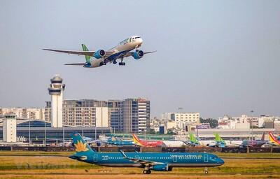 Tăng tần suất đường bay Hà Nội - TP.HCM gấp 6 lần từ 21/10