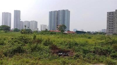 Hà Nội: 'Tối hậu thư'cho các dự án sử dụng đất chậm triển khai, vi phạm Luật Đất đai