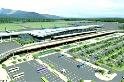 Cảng hàng không Sa Pa được xây dựng theo hình thức PPP