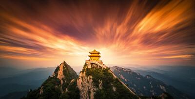 Cảnh sắc thần tiên trên núi Lão Quân: 'Không có đẹp nhất, chỉ có đẹp hơn'