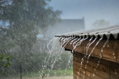 Nước mưa liệu có thực sự là trong lành không?