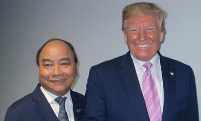 Tổng thống Mỹ ủng hộ phát triển hợp tác với Việt Nam