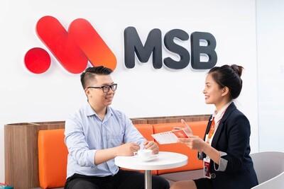 """MSB báo lãi """"khủng"""" 567 tỉ đồng, dự kiến niêm yết cuối năm 2019"""
