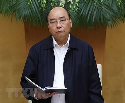 Thủ tướng: Chính phủ chưa tính đến việc phong tỏa các thành phố lớn