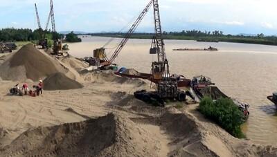 Hà Nội siết chặt việc khai thác khoáng sản, cát sỏi lòng sông