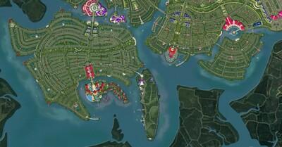 Bà Rịa - Vũng Tàu tìm chủ cho dự án khu đô thị rộng gần 1.800ha