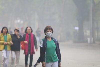 Sáng nay, Hà Nội ô nhiễm không khí Top đầu thế giới