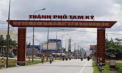 Phát lộ nhiều sai phạm liên quan đến đất đai tại Quảng Nam