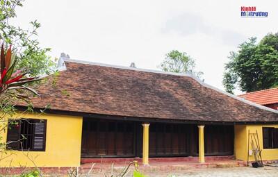 Gần 2,5 tỉ đồng hỗ trợ trùng tu và phát huy giá trị nhà vườn ở Thừa Thiên Huế