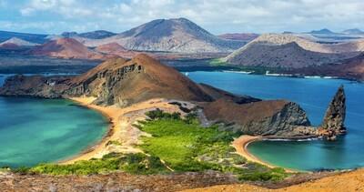 Ecuador phát hiện 30 loài động vật không xương sống mới ở Galápagos