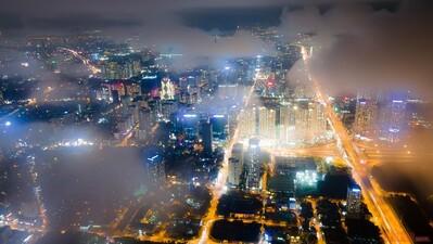 Săn mây ở Hà Nội