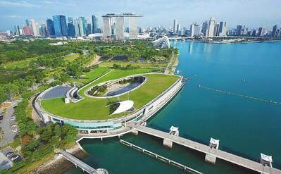 Singapore và bài học về xử lý ô nhiễm nguồn nước