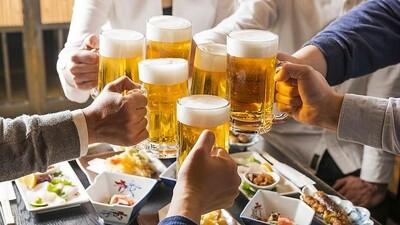 Năm mới và chuyện rượu bia