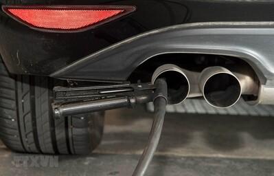 Đức sẽ phát triển 1 triệu điểm sạc cho ô tô điện trong 10 năm tới
