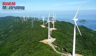 'Đánh thức' tiềm năng điện gió