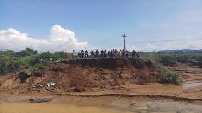 Đắk Lắk: Hơn 800 hecta cây trồng bị ngập do mưa lớn
