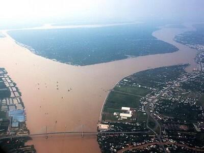 Nửa đầu tháng 9, tài nguyên nước mặt tại đồng bằng sông Cửu Long tăng