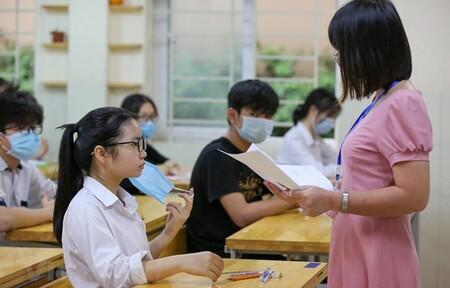 Hà Nội tổ chức thành công kỳ thi vào lớp 10 đặc biệt chưa từng có