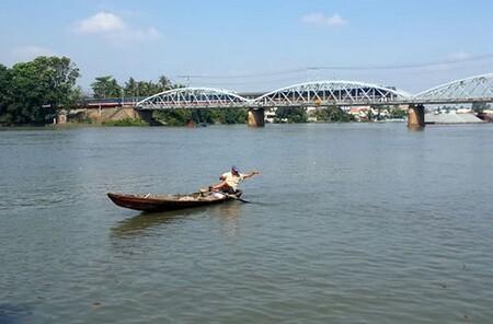 Tài nguyên nước trên các lưu vực sông duyên hải Nam Trung Bộ và Tây Nguyên có xu hướng giảm