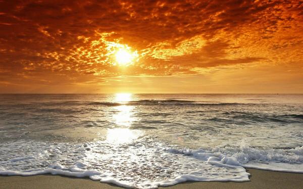 Vì sao biển sợ nóng?